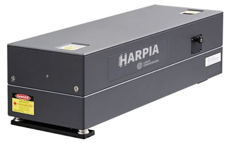HARPIA-TB Third Beam Delivery Module